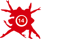 International Dance Festival Birmingham 2014 Logo